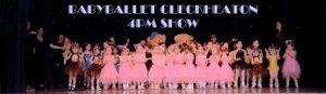 Hopscotch baby ballet show 4pm